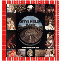 Steve Miller Band - Live Giants Stadium, New Jersey, 1978