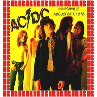 AC/DC - Altantic Record Bar Convention, Nashville, Tn, Usa August 8, 1978