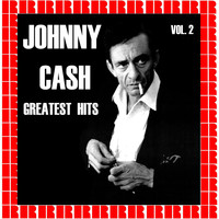 Johnny Cash - Greatest Hits, Vol. 2