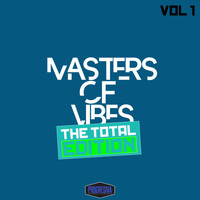 Various Artists - Masters of Vibes, The Total Edition, Vol. 1