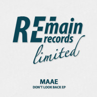 Maae - Don't Look Back EP