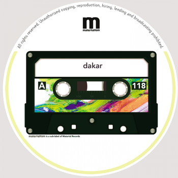 Dakar - You Want Me EP