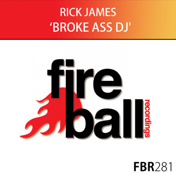 Rick James - Broke Ass DJ