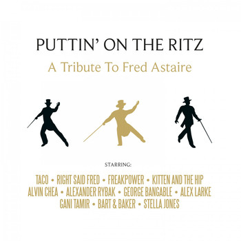 Various Artists - Puttin' on the Ritz - A Tribute to Fred Astaire
