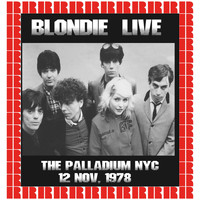Blondie - The Palladium, New York, November 11th, 1978