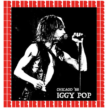 Iggy Pop - The Metro, Chicago, July 12th, 1988