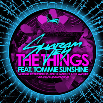 Sharam Jey - The Things (Remixes)