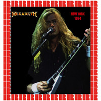Megadeth - MTV Show, Webster Hall, New York, October 25th, 1994