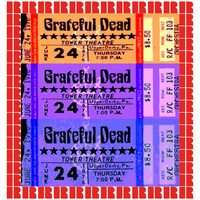 Grateful Dead - Tower Theater, Upper Darby, Pa. June 24th, 1976
