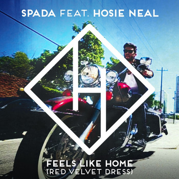 Spada - Feels Like Home (Red Velvet Dress)