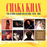 Chaka Khan - The Studio Album Collection: 1978 - 1992 (Explicit)