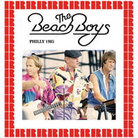 The Beach Boys - Ben Franklin Parkway Art Museum, Philadelphia, July 4th, 1985