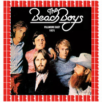 The Beach Boys - Fillmore East, New York, June 27th, 1971