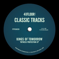 Kings of Tomorrow - Witness Protection EP