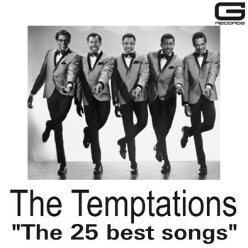 The Temptations - The 25 best songs
