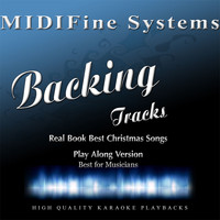 MIDIFine Systems - Real Book Best Christmas Songs (Play Along Version)