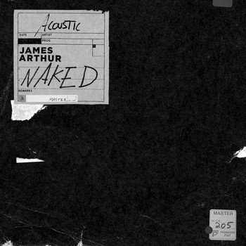 James Arthur - Naked (Acoustic Version)