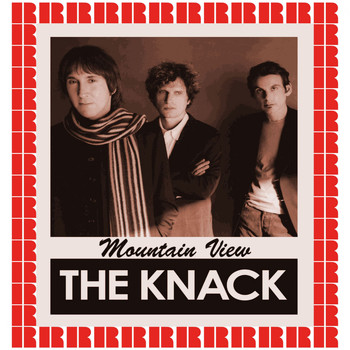 The Knack - Shoreline Amphitheatre, Mountain View, California, June 10th, 1994