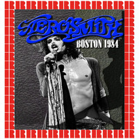 Aerosmith - Orpheum Theater, Boston, February 14th, 1984