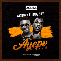 Burna Boy - Ayepo (Remix) [feat. Burna Boy]