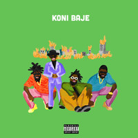 Burna Boy - Koni Baje (Explicit)