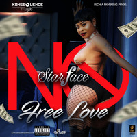 Starface - No Free Love (Explicit)