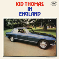 Kid Thomas - Kid Thomas in England