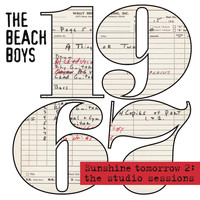 The Beach Boys - 1967 - Sunshine Tomorrow 2 - The Studio Sessions