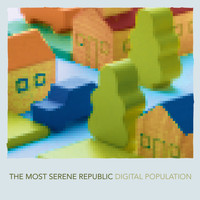 The Most Serene Republic - Digital Population