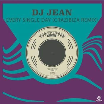 DJ Jean - Every Single Day (Crazibiza Remix)