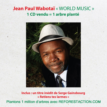 Jean Paul Wabotaï - World music