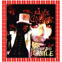 Alice Cooper - Teatro Monumental, Santiago, Chile, September 7th, 1995 (Hd Remastered Version)