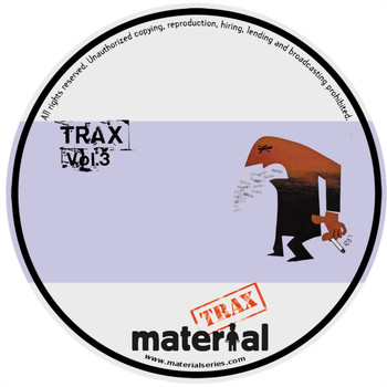Various Artists - Material Trax Vol. 3