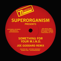 Superorganism - Something For Your M.I.N.D. (Joe Goddard Remix)
