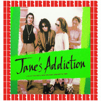 Jane's Addiction - Tipitina's, New Orleans, La. January 16th, 1989 (Hd Remastered Version)
