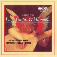Various Artists - Music for Lute, Guitar & Mandolin