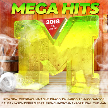 Various Artists - MegaHits 2018 - Die Erste (Explicit)