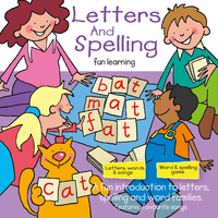 Kidzone - Letters And Spelling