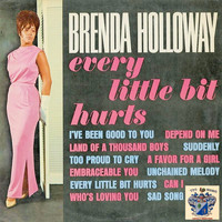 Brenda Holloway - Every Little Bit Hurts