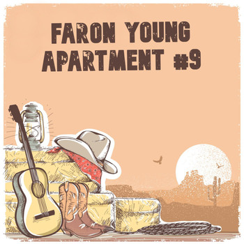 Faron Young - Apartment #9 (Music Row Mix)