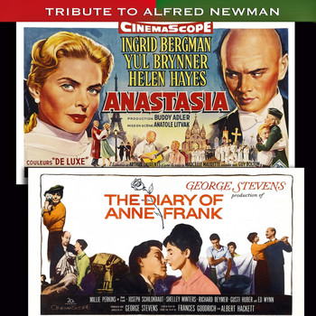 Alfred Newman / - Anastasia / The Diary of Anne Frank