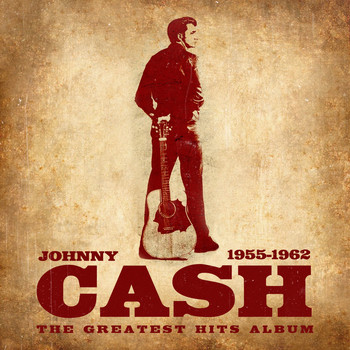 Johnny Cash - The Greatest Hits Album (The Best Of)