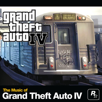 Various Artists - The Music of Grand Theft Auto IV (Explicit)