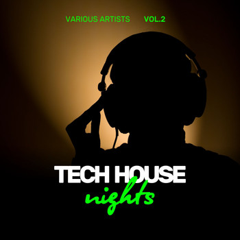 Various Artists - Tech House Nights (30 Midnight Burners), Vol. 2