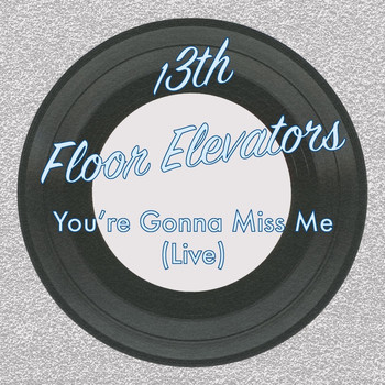 13th Floor Elevators - You're Gonna Miss Me (Live)