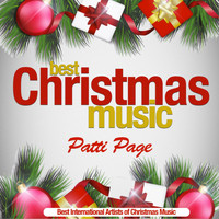 Patti Page - Best Christmas Music (Best International Artists of Christmas Music) (Best International Artists of Christmas Music)