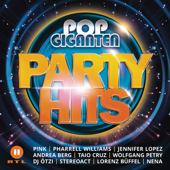 Various Artists - Pop Giganten Party Hits (Explicit)