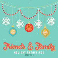 Various Artists - Holiday Gatherings: Friends & Family, Vol. 5