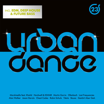 Various Artists - Urban Dance, Vol. 23 (Explicit)
