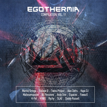 Various Artists - Egothermia Compilation, Vol. 11